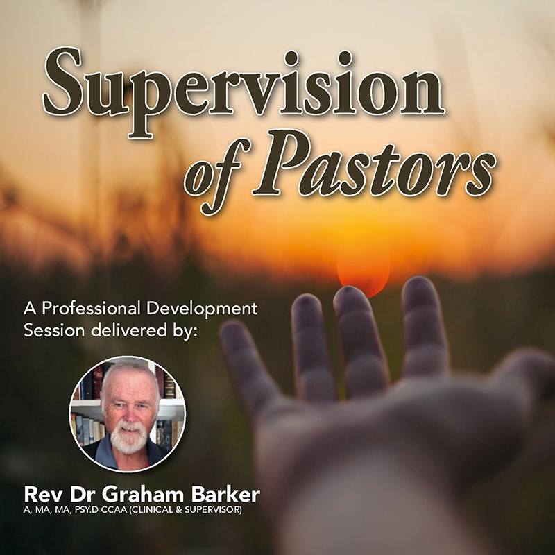 Supervision of Pastors – Event Recording