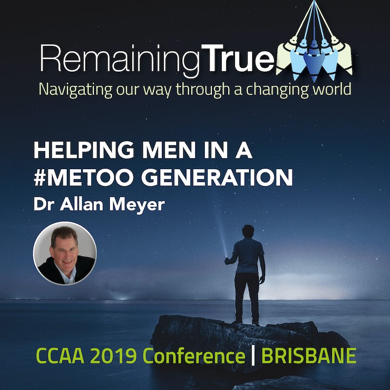 Recorded Event – Conference 2019 – Helping Men in a #MeToo Generation