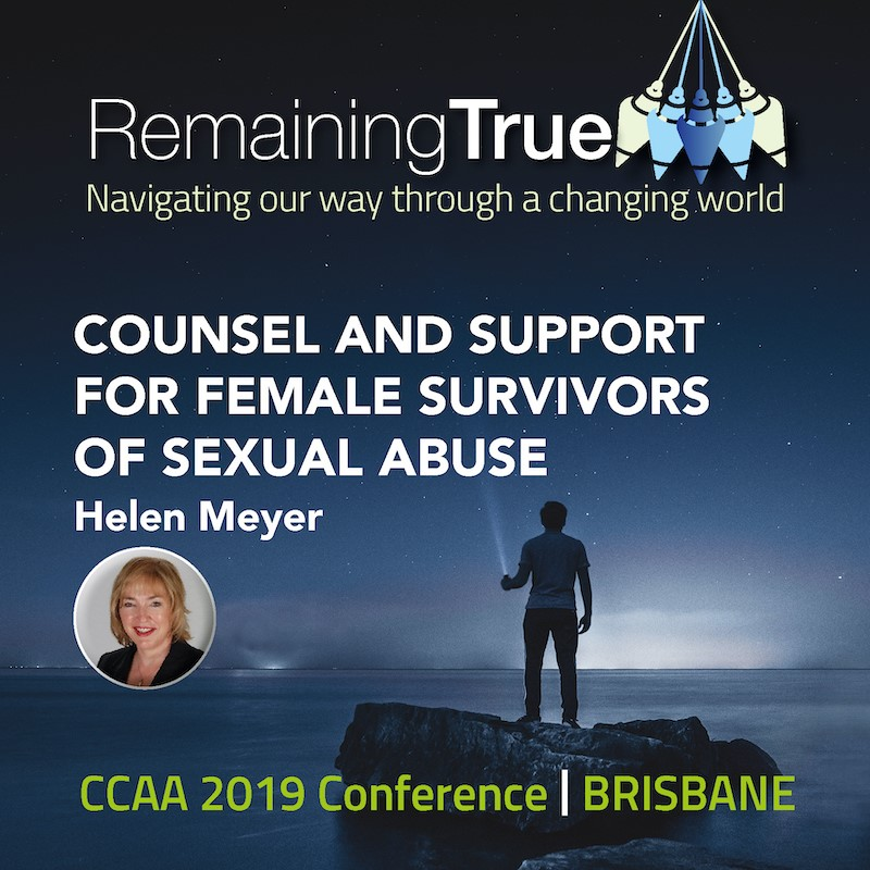 Recorded Event – Conference 2019 – Counselling and Support for Female Survivors of Sexual Abuse