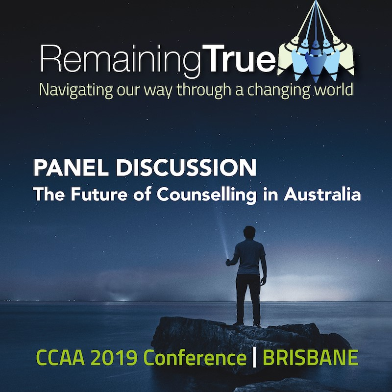 Recorded Event – Conference 2019 – Panel Discussion – The Future of Counselling in Australia