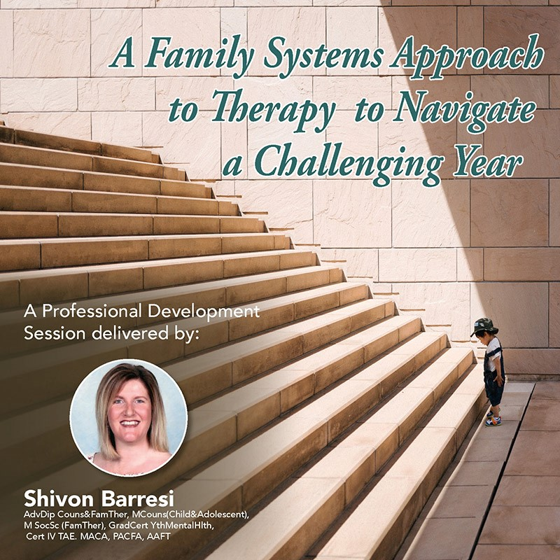 Event Recording: A Family Systems Approach to Therapy to Navigate a Challenging Year (2.5 hours – category B)